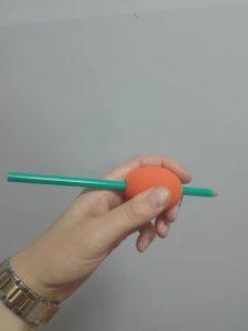 chwyt ołówka
