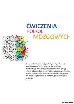 Ebook ćwiczenie półkul mózgowych