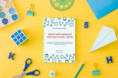 książka kreatywne wierszyki